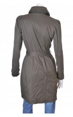 Trenci stil militar Inwear, bumbac ferm, marime 38