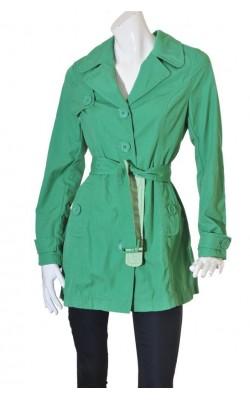 Trenci verde H&M, marime 42
