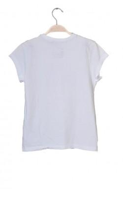 Tricou alb cu imprimeu Nike, 12-13 ani
