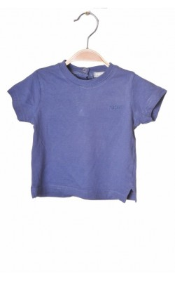 Tricou albastru Pikouic, 9 luni