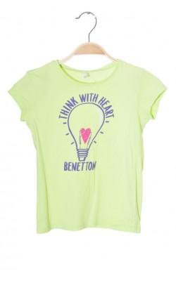 Tricou Benetton, 7-8 ani