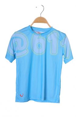 Tricou bleu plaja, 6-8 ani