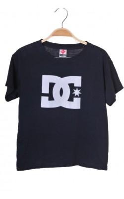 Tricou bleumarin cu imprimeu, 9-10 ani