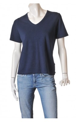 Tricou bleumarin Generous by Lindex, marime 44/46