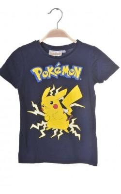 Tricou bleumarin Pokemon, 5-6 ani