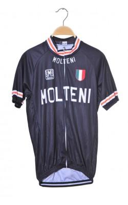 Tricou ciclism Santini, marime M