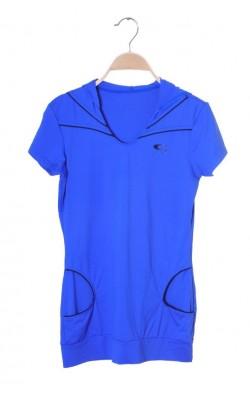 Tricou cu gluga Carite Sport, marime S