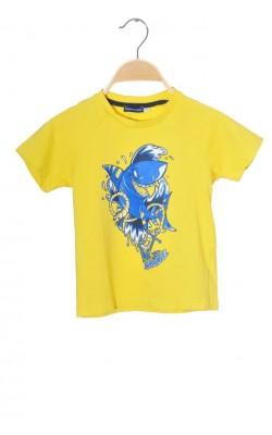 Tricou cu imprimeu rechin Original Marines, 4 ani