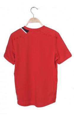 Tricou fotbal baieti Umbro, 12 ani