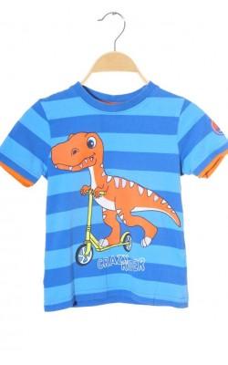 Tricou imprimeu dinozaur Kids, 5 ani