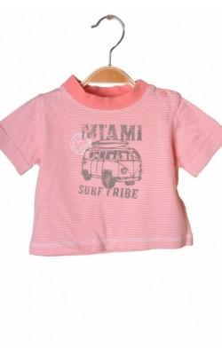 Tricou imprimeu Mothercare, 3-6 luni, 8 kg