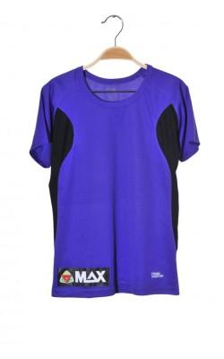 Top mov jogging Frank Shorter, Dry-Plus Climate Regulation, marime 38