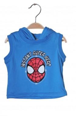 Tricou Marvel Spider-Man, 3-6 luni