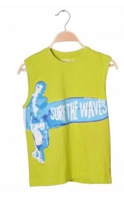 Tricou Matalan, imprimeu surf, 8-9 ani
