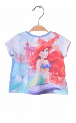 Tricou Mothercare Disney Princess, 3-6 luni