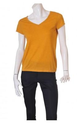 Tricou mustar Ichi by B.Young, marime 36