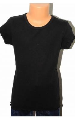 Tricou negru Place, 10-12 ani