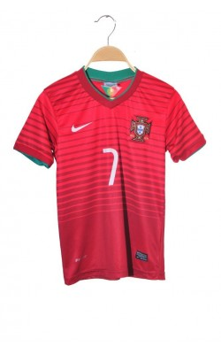 Tricou Nike Ronaldo Portugal, 10 ani