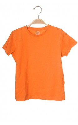 Tricou oranj In Extenso, 7-8 ani