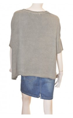 Tricou oversized Great Looks, marime 46