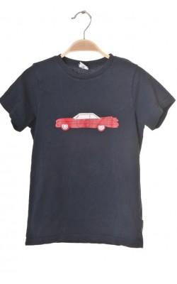 Tricou Polarn O.Pyret, imprimeu masina, 8-10 ani