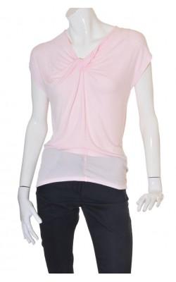 Tricou roz B.Young, marime S
