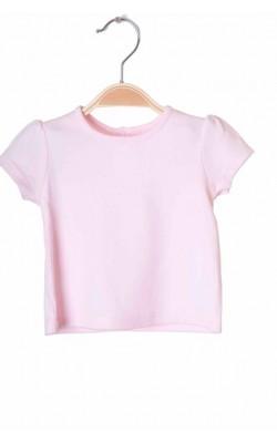 Tricou roz George, 3-6 luni