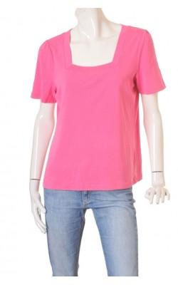 Tricou roz Hanna, marime XL