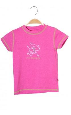 Tricou roz Jotunheim, 4-5 ani