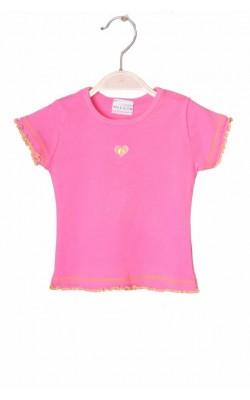 Tricou roz Next, 3-6 luni, 8 kg