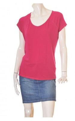 Tricou roz Oxylane, marime XXL