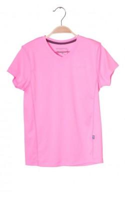 Tricou roz Swedemount Layer 1, 10 ani