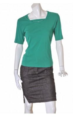 Tricou verde Fair Lady, marime XL