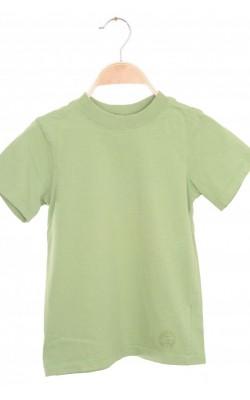 Tricou verde H&M L.O.G.G., 5-6 ani