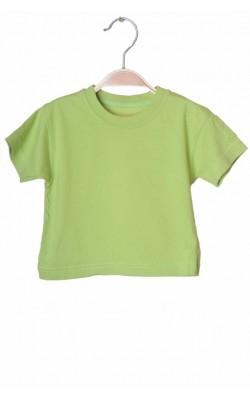 Tricou verde Mothercare, 3-6 luni