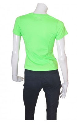 Tricou verde Swedemount Technical Layer 1, marime S