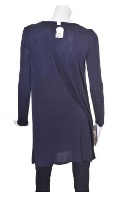 Tunica jerseu bleumarin H&M, marime M