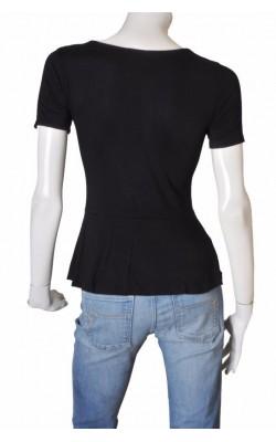 Tunica neagra Love My Clothing, marime XS