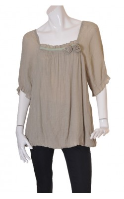 Tunica organza Zay Clothing, marime XL
