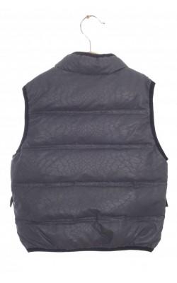 Vesta peliculizata umplutura puf H&M, 2-4 ani