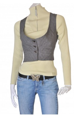 Vesta Riccovero, stofa lana, marime 42