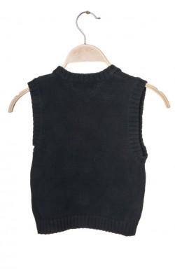 Vesta tricot bumbac H&M L.o.g.g., 4-5 ani