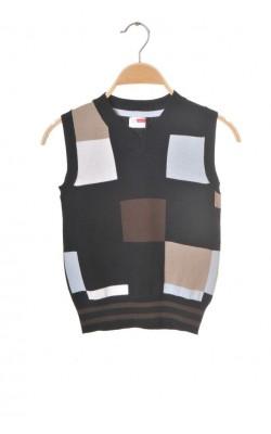 Vesta tricot bumbac Name It, 6 ani