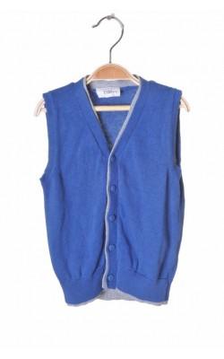 Vesta tricot bumbac Trax, 3-4 ani