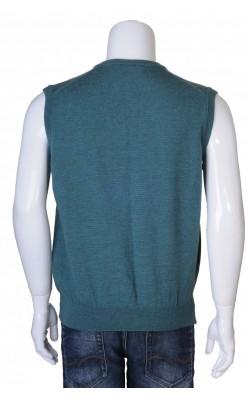 Vesta tricot fin lana Jean Jacques Benson, marime L