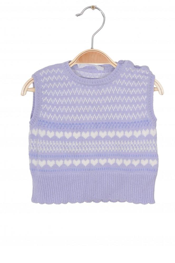 Vesta tricot fin Prenatal, 12-18 luni